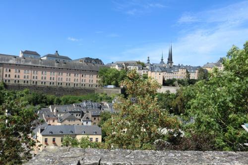 Luxembourg ville haute